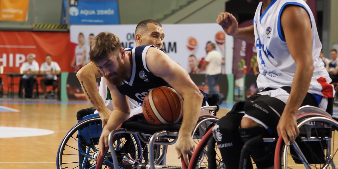 Spain, Turkey, Germany and Great Britain remain undefeated at Men's Europeans