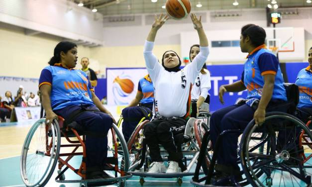 Afghanistan get first win of 2019 Asia Oceania Championships