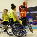 China finish top of Division 1 Prelims at Asia Oceania Championships