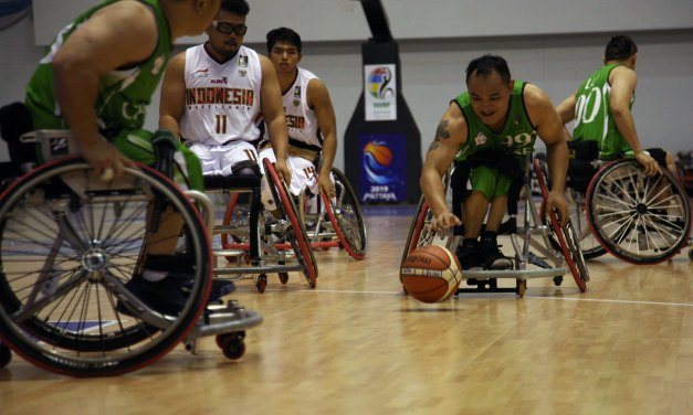 Chinese Taipei, Saudi Arabia and Malaysia remain un-beaten at Asia Oceania Championships