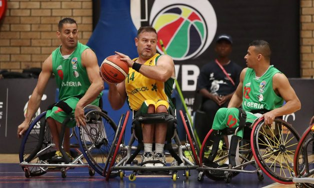 South Africa stage strong comeback to claim second win at 2020 Afro Paralympic Qualifiers