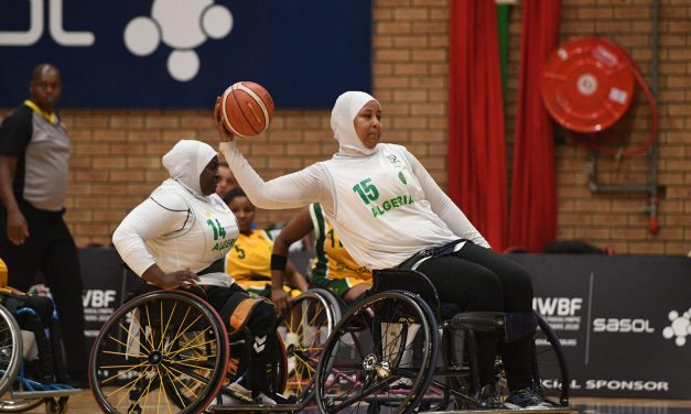 Algeria women qualify for Tokyo 2020 Paralympic Games
