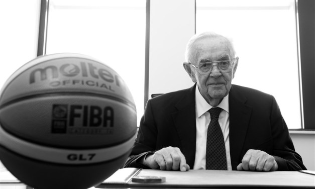 IWBF mourn passing of FIBA Secretary General Emeritus Borislav Stankovic