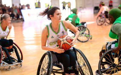 "Australia's Sabljak aims ""to create a stronger relationship between athletes and IWBF"""