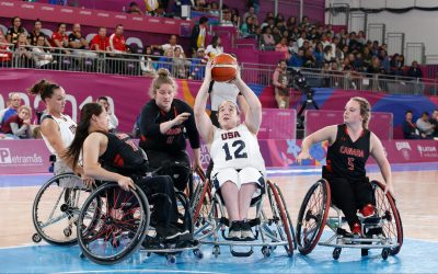 USA's Becca Murray: Who I am as a person would be totally different if it weren't for wheelchair basketball