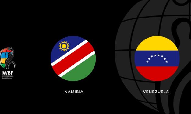 IWBF welcome new members Namibia and Venezuela