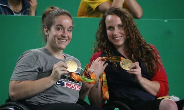 Erskine: Wheelchair basketball was kind of my form of outpatient physical therapy