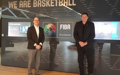 FIBA and IWBF strengthen cooperation