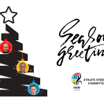 Happy Holidays from the IWBF Athlete Steering Committee