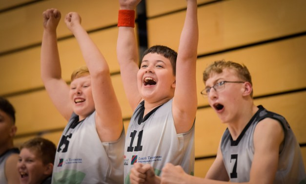 British Wheelchair Basketball Launch New Programme To Double Participation