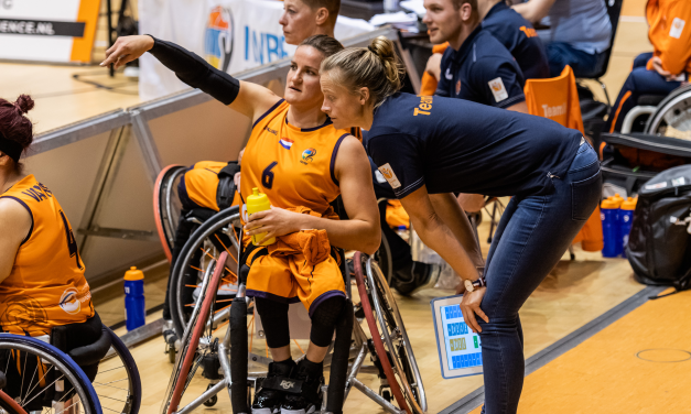 Netherlands' Visser stands as candidate for IPC Athletes' Council