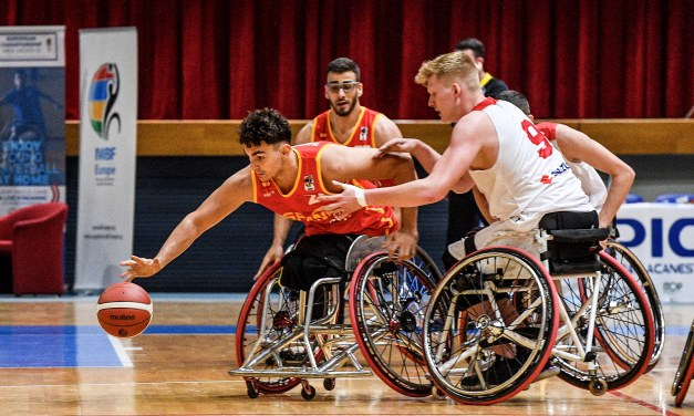 Spain open campaign with big win on day two of U23 European Championship