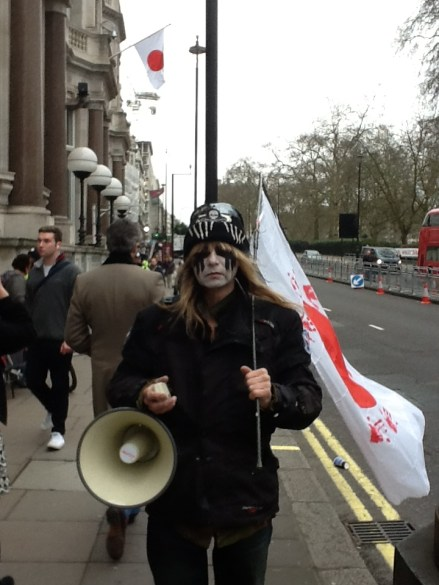 London, Japanese Embassy, 18 December 2015 008