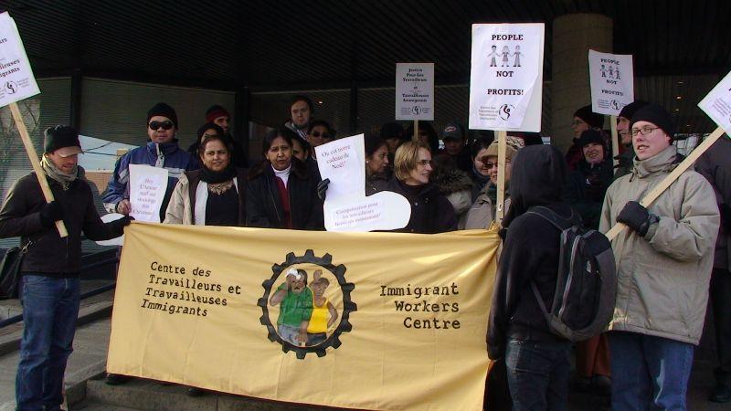 Centre des travailleurs et travailleuses immigrants (IWC-CTI)