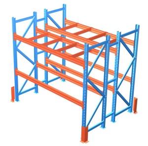 double deep pallet rack | double deep pallet racking system