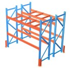 double deep pallet rack