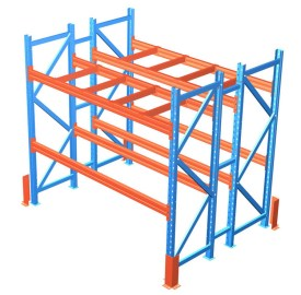 double deep pallet rack