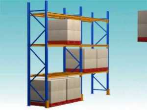 single deep pallet racking | pallet racking types | pallet racks