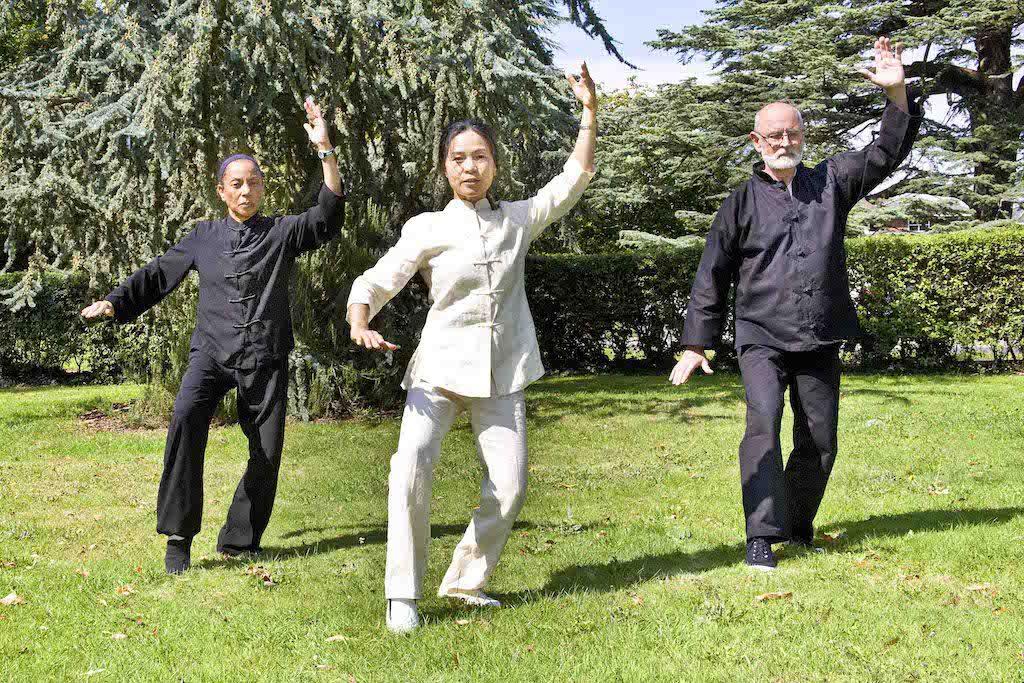 Tai Chi Milton Keynes | iWellbeing | Moha Jenny Wong