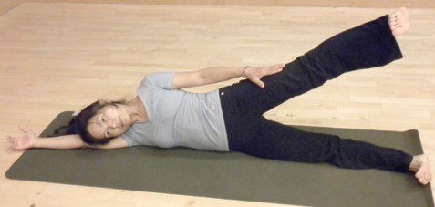 pilates class 4