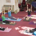 iyengar yoga class 1