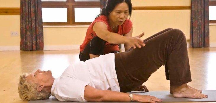 Personal Training Milton Keynes   iWellbeing   Moha Jenny Wong