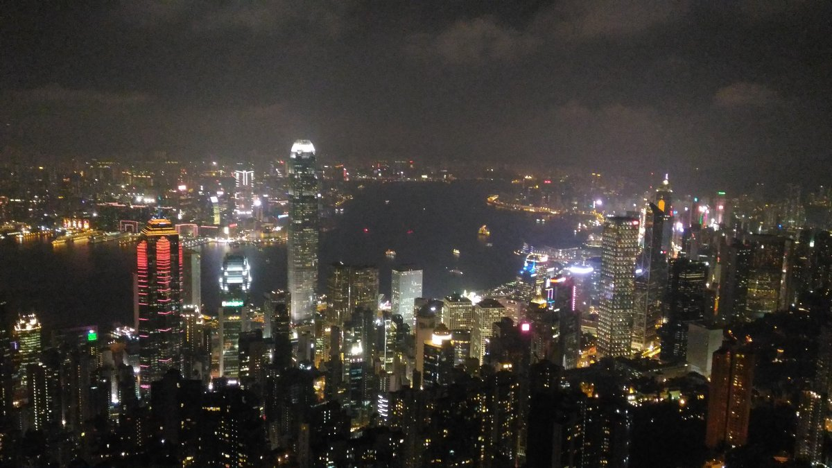 Victoria Peak Secret Spot: Enjoying Hong Kong's Skyline Without the Crowd