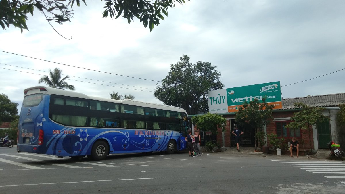 Hanoi to Hoi An: My First Sleeper Bus Experience