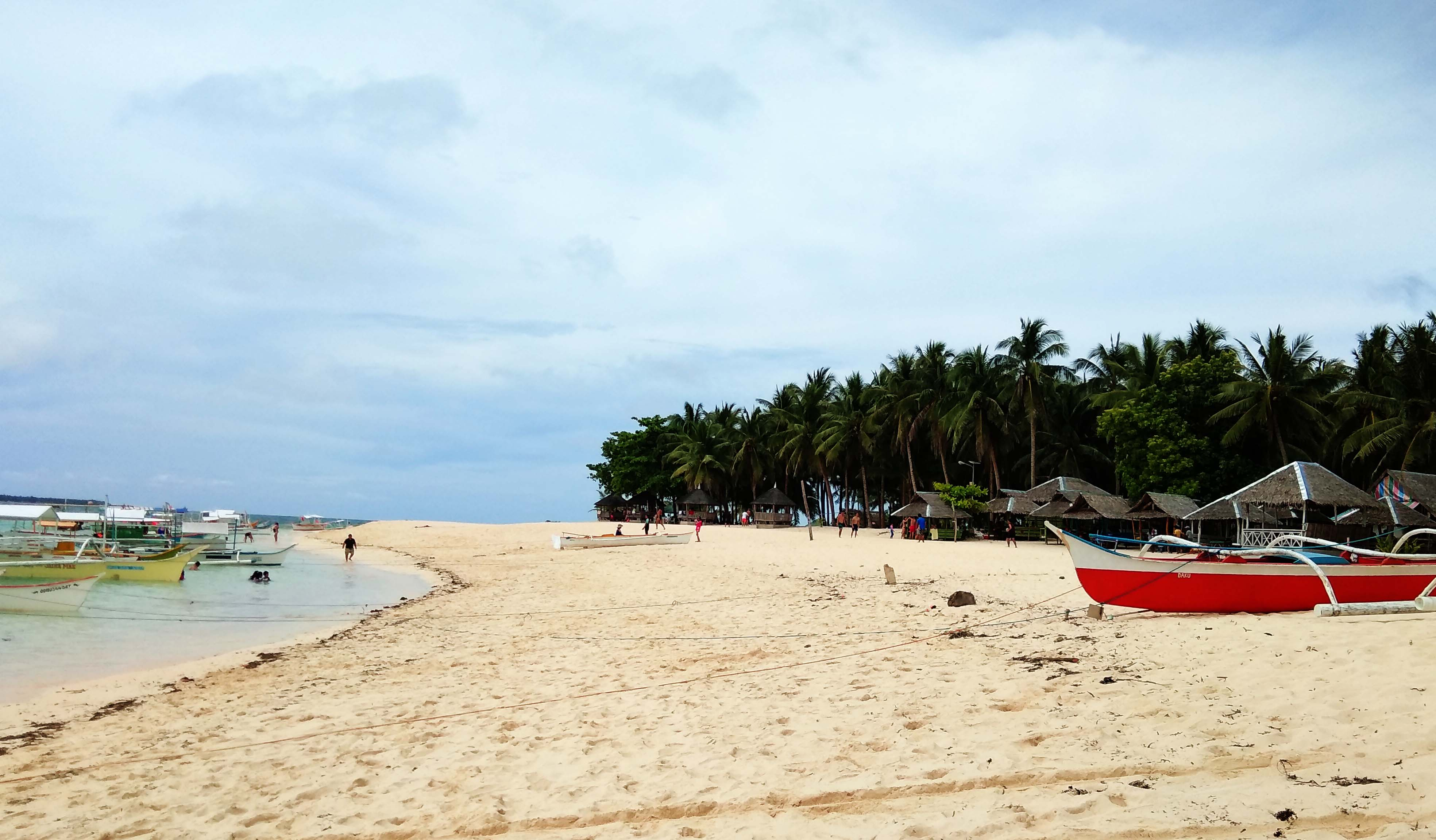 Siargao: Naked, Daku & Guyam Island Hopping - Wander B