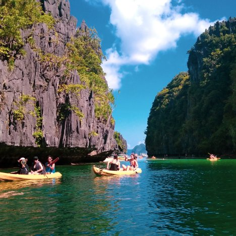 Why El Nido in the Philippines is a Good Destination For Your First Solo Travel Trip