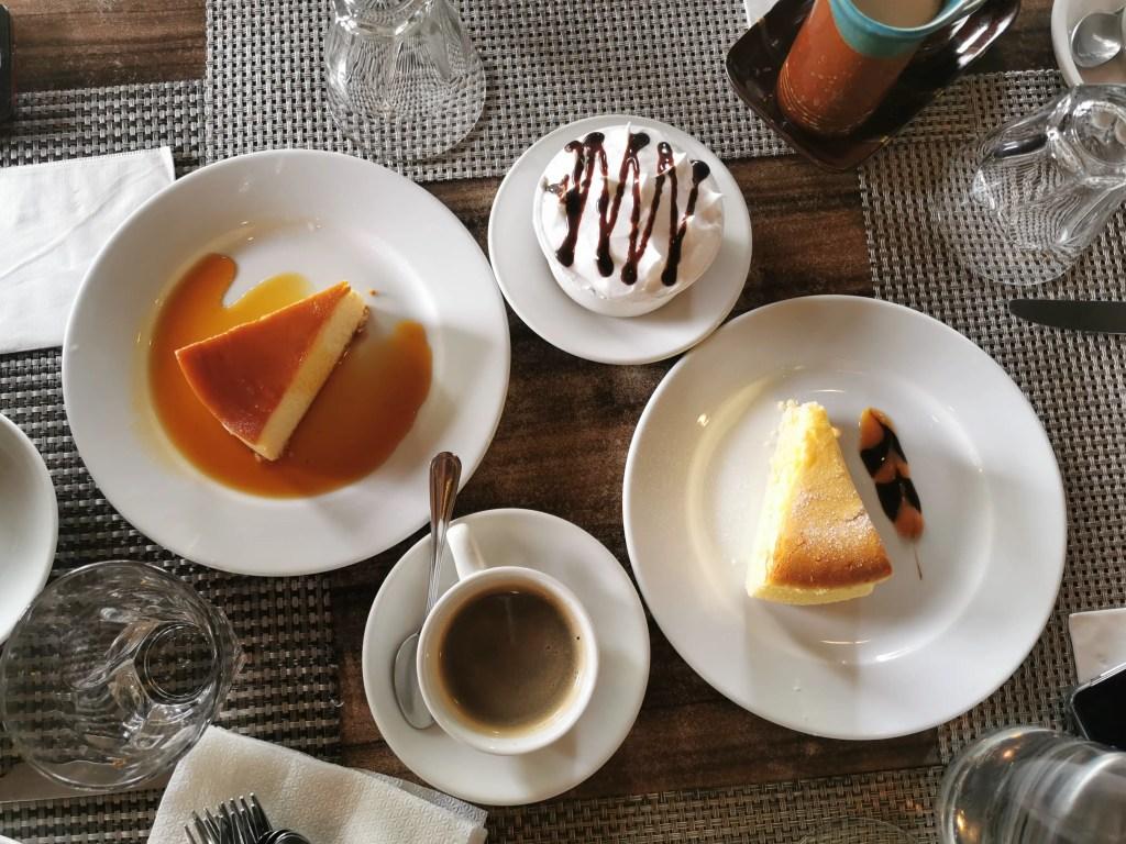 Hill Station dessert