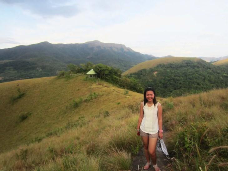 Mt Tapyas view