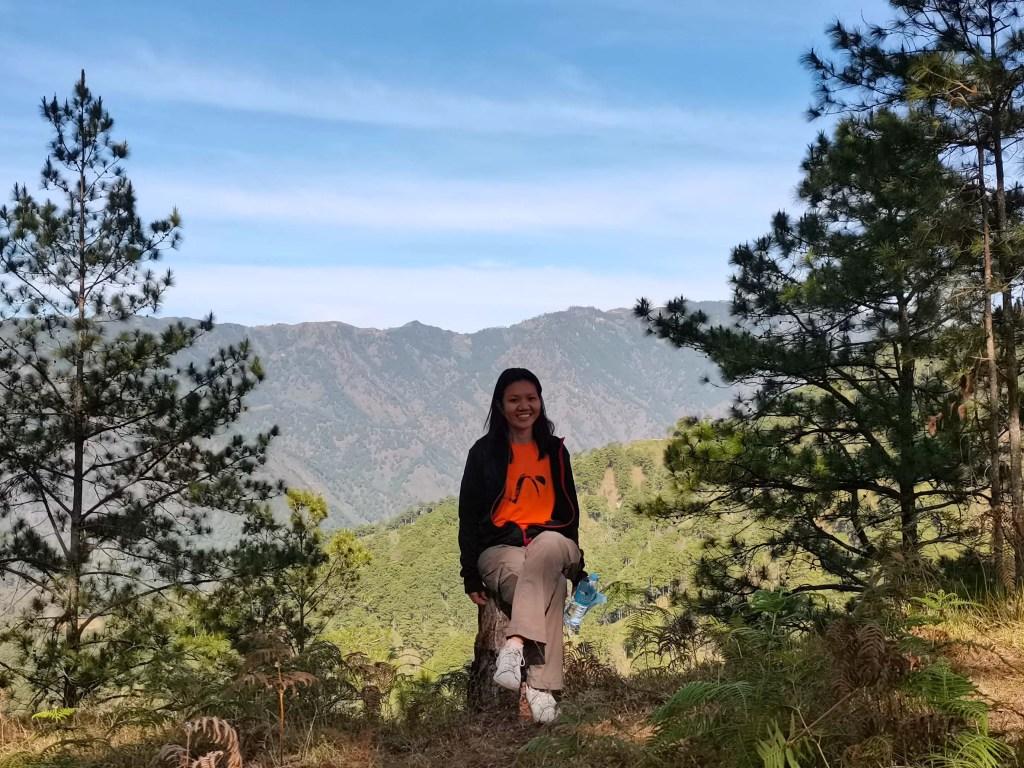 Hiking Mount Gadagad