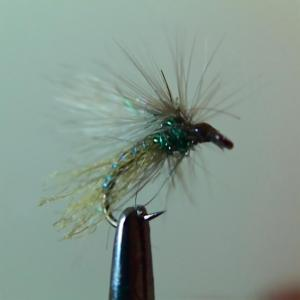 Mercer's Deer Hair Caddis