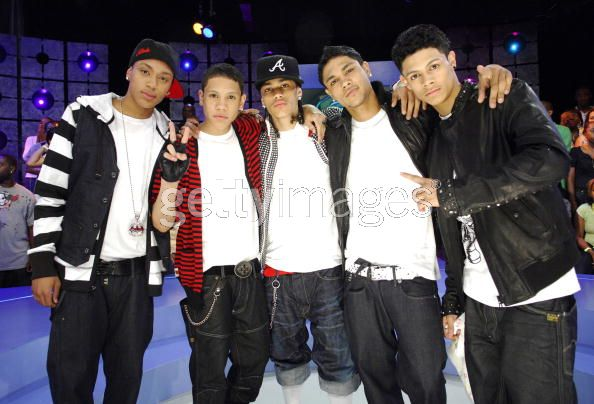 B5 AND CHRIS BREEZY!!