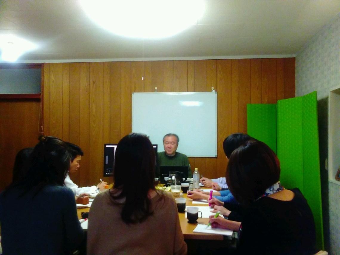20170216185039 - 2017年2月16日池川明先生愛の子育て塾9期第2講座開催しました。