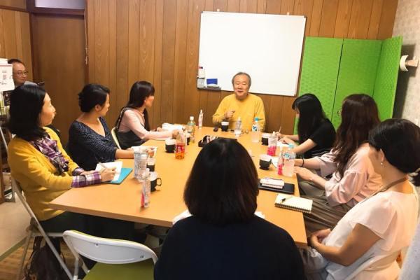2018年10月3日愛の子育て塾第13期第2講座