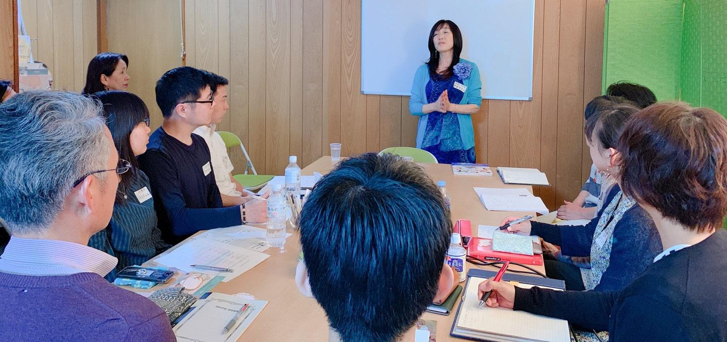 111111111111111111111 - 春のしあわせ講座 特別講座 香葉村 真由美先生を迎えて