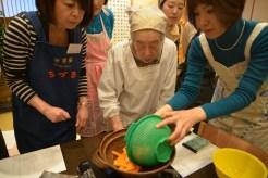 63 large - 2016年4月25日、佐藤初女先生を偲ぶ会開催しました。