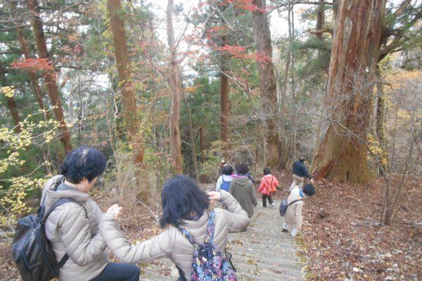 DSCN2210 600x400 - 限定2名での募集になります。平成30 年『平成最後の秋』に巡る女神ツアー~日本の女神の源流を訪ねて~