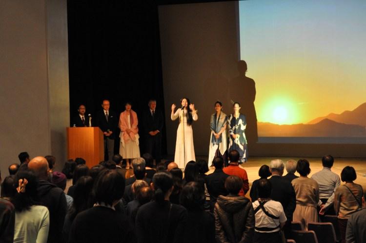 DSC 0281 - 2019年11月9日 第3回「御代替りを言祝ぐ〜大嘗祭と阿波忌部〜あなたの中に宿るもの」開催しました。