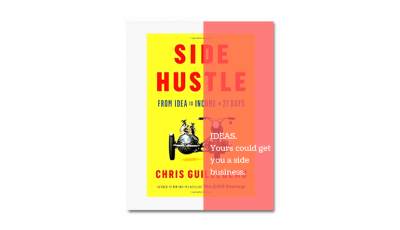 Book review - Side Hustle Chris Guillebeau