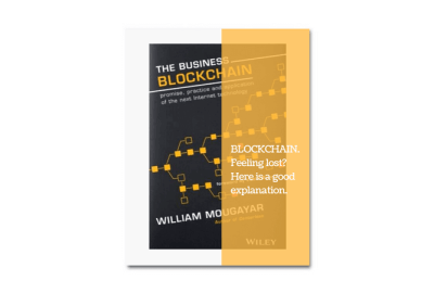 book review - The Business Blockchain William Mougayar GreatBooks&Coffee
