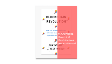Blockchain Revolution Don Alex Tapscott book review by GreatBooks&Coffee | Kick-Ass Book Reviews