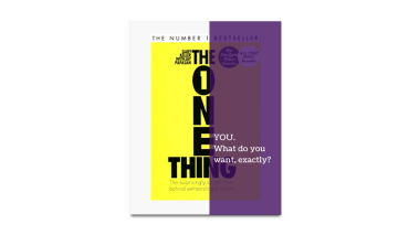 book review of the one thing gary keller jay papasan book summary of the one thing