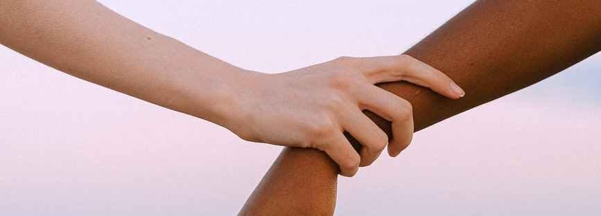photo of people s hands