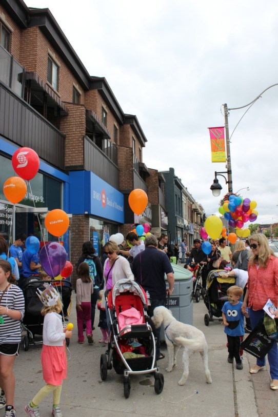 Yonge Lawerence Festival