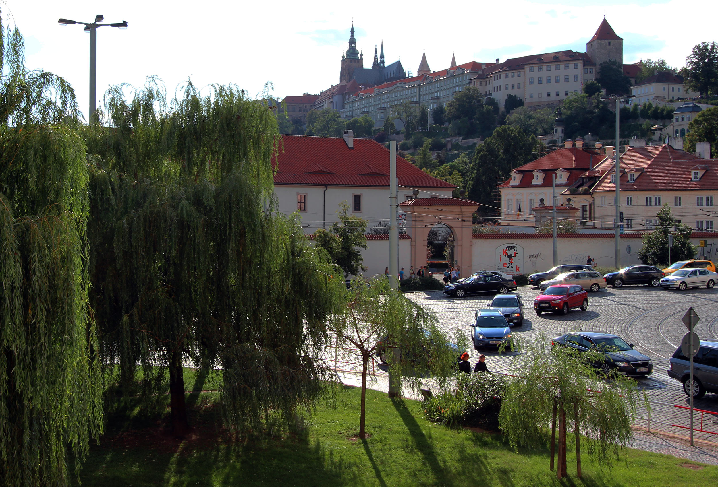 Review hotel trinidad prague castle i will travel for Special places to stay prague