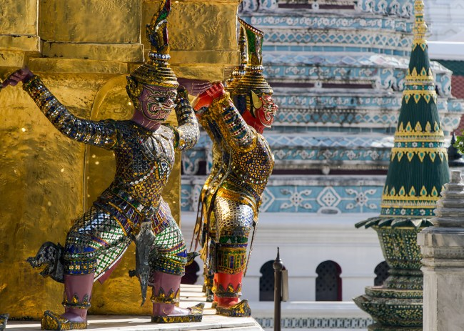 Charting Your Trip to Thailand