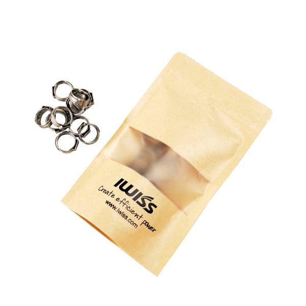 paquete de anillos cinch de 1-2 pulgadas
